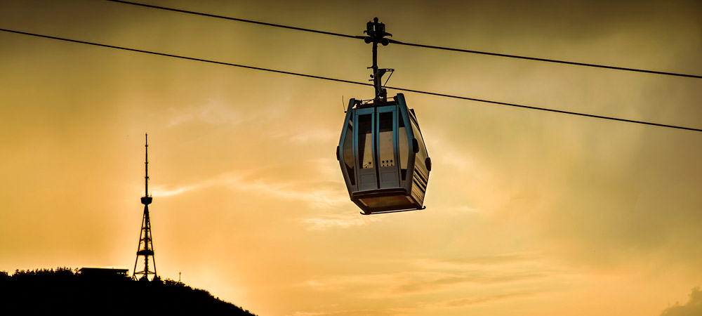 Tbilisi Public Transport and Cable Car