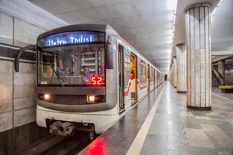 Public Transport in Tbilisi