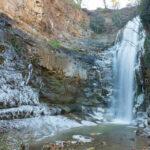 Leghvtakhevi Waterfall